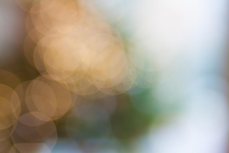 Bokeh light abstract background stock photo