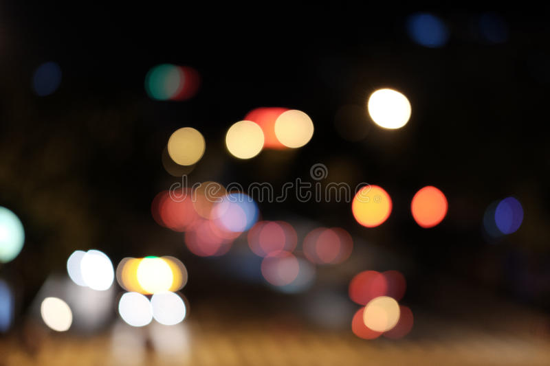 Bokeh royalty free stock photography