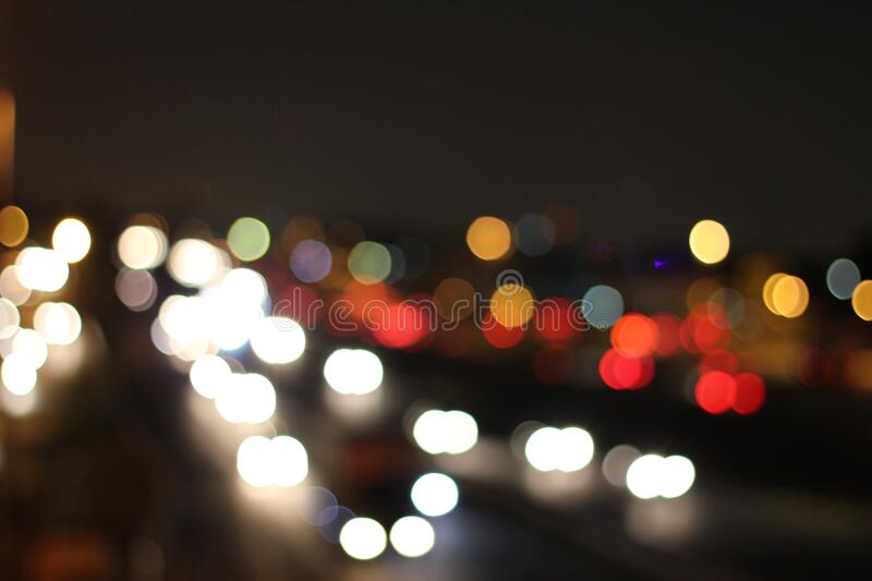 Bokeh lights royalty free stock photos