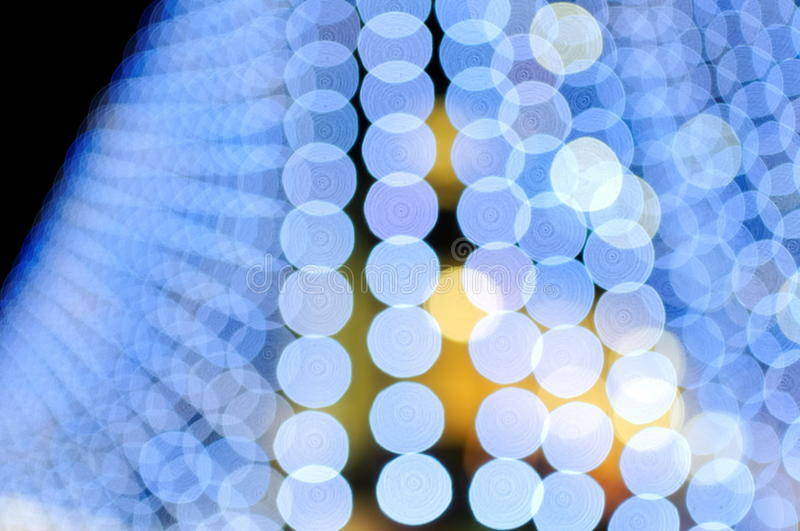Download Bokeh Series - Blue Circles Stock Image - Image: 11721177