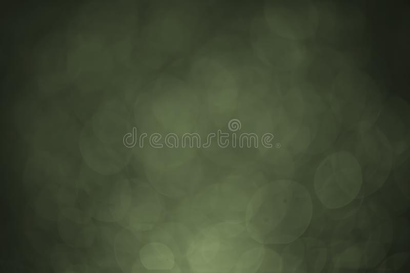 Bokeh water dot tone green for background. Abstract light dark flare design blue black texture wallpaper holiday bright space macro celebration shiny reflection stock photos