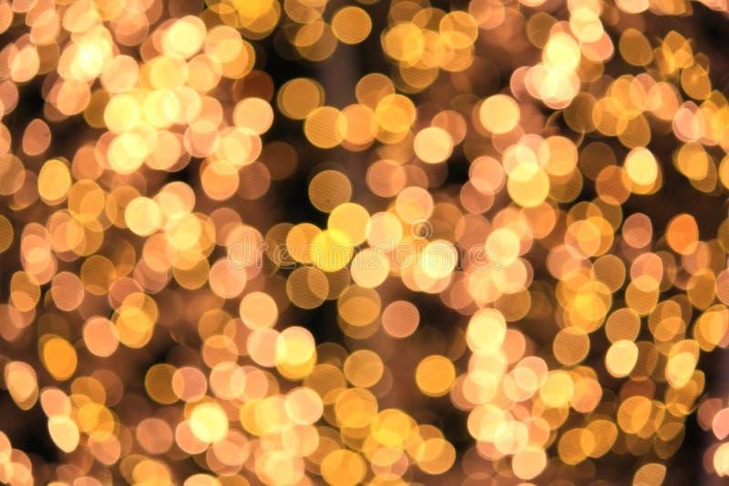 Bokeh-Zusammenfassungs-Lichthintergründe lizenzfreies stockfoto