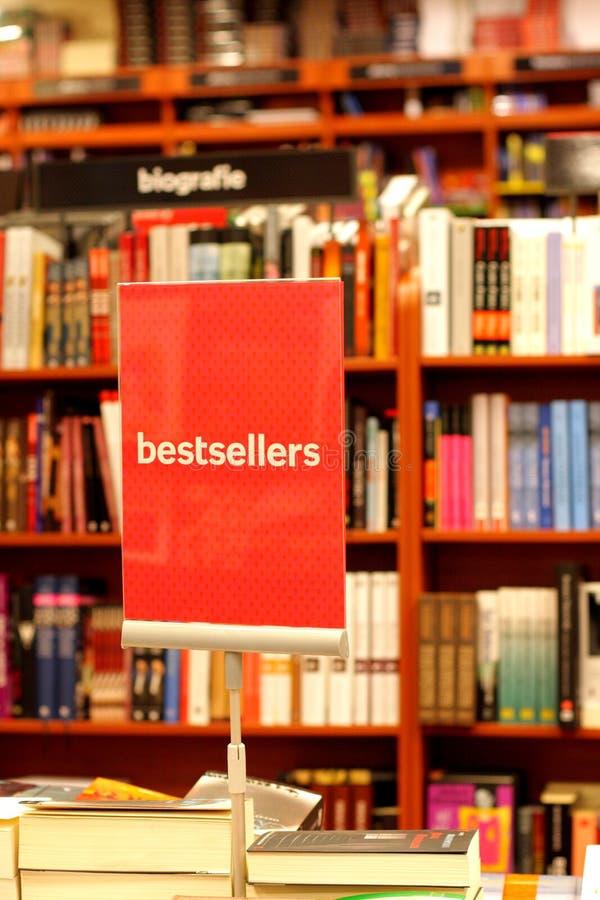 bokhandel royaltyfri fotografi
