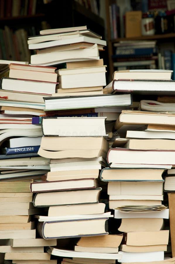 bokhandel fotografering för bildbyråer