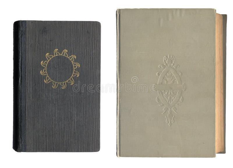 bokomslag gammala två royaltyfria foton
