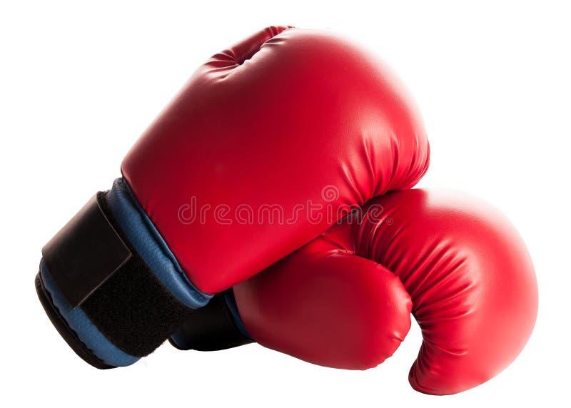 Bokserskie rękawiczki zdjęcia stock