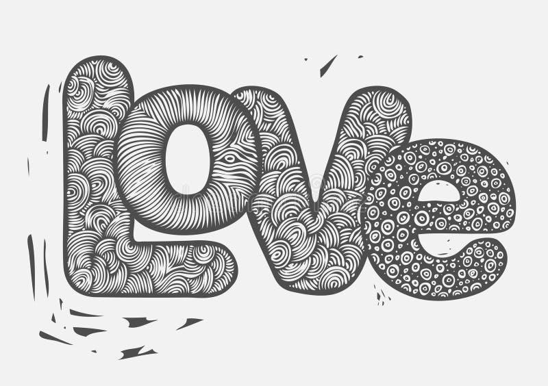 bokstäver vektor illustrationer