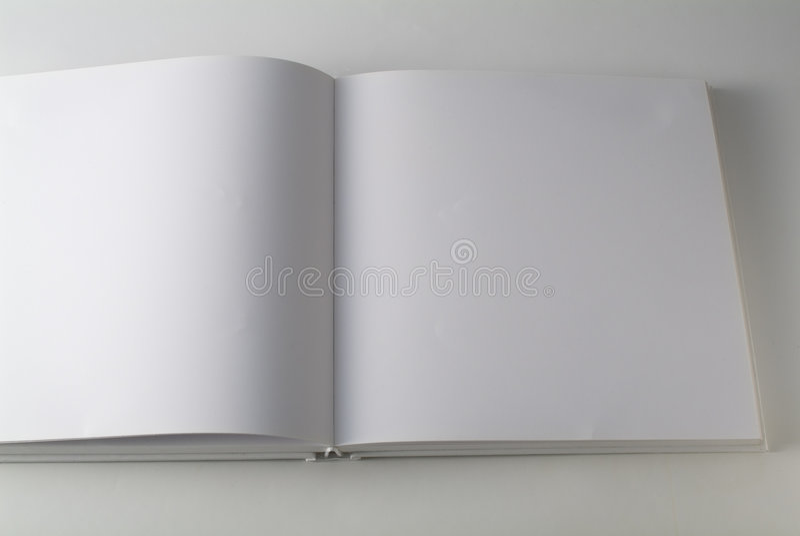 bokwhite arkivbild