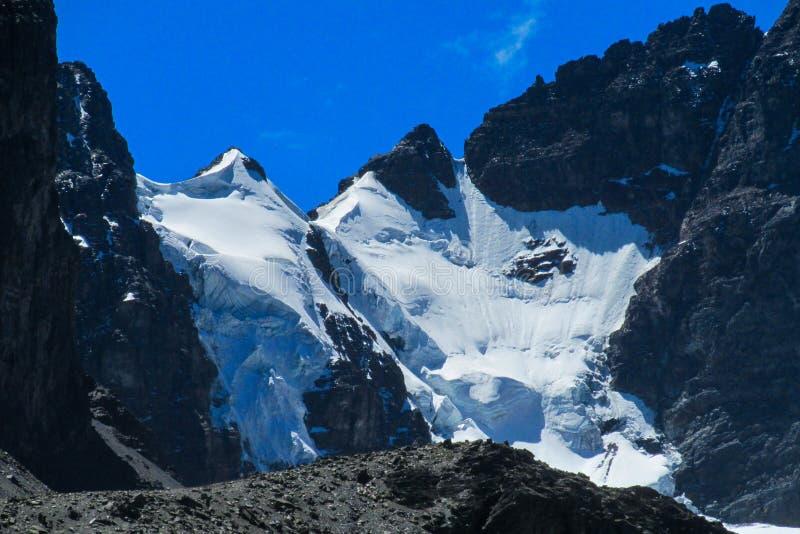 Bolívia Andes imagens de stock royalty free