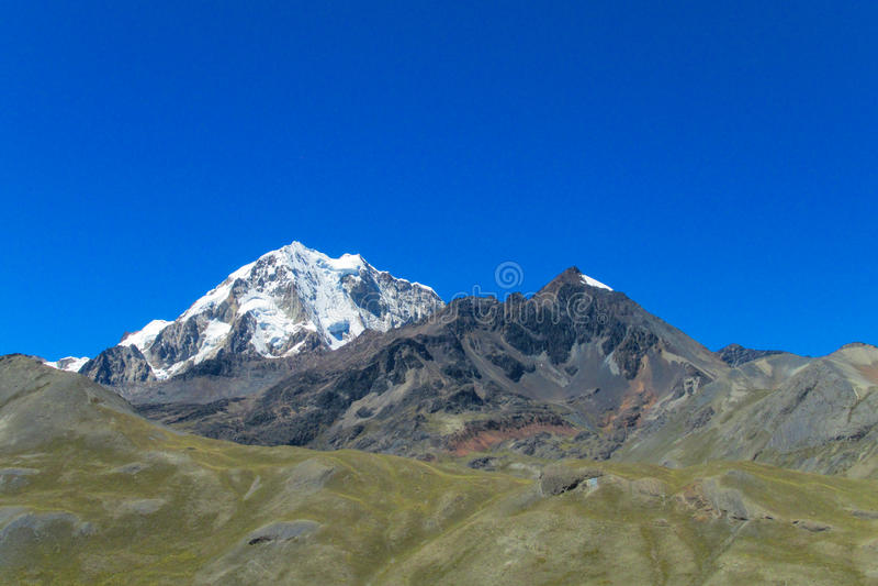 Bolívia Andes foto de stock