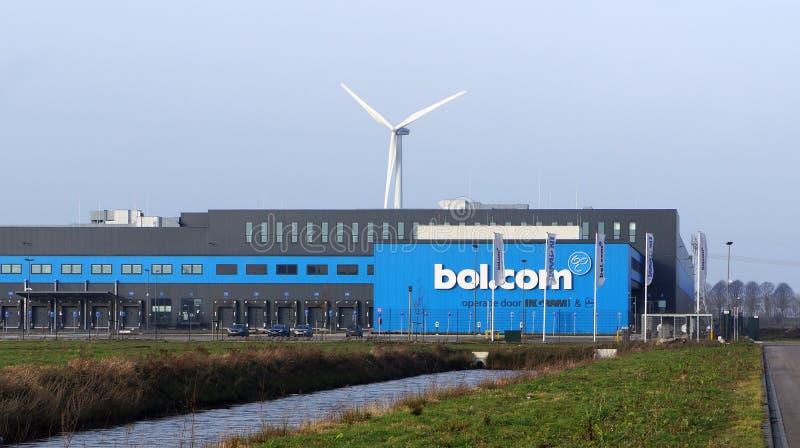 Bol.com distribution center stock photos