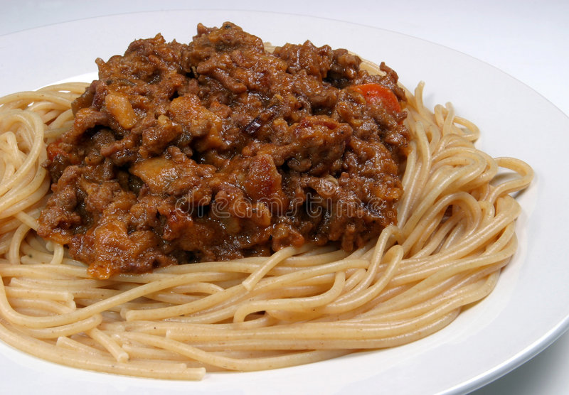 Download Bol spag στοκ εικόνα. εικόνα από συνταγή, μαγείρεμα, καρυκεύματα - 98407