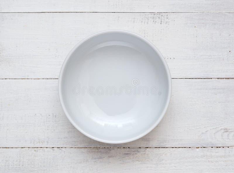 Bol sur table image libre de droits