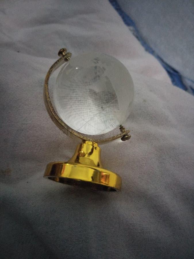 Bol van glas royalty-vrije stock foto's
