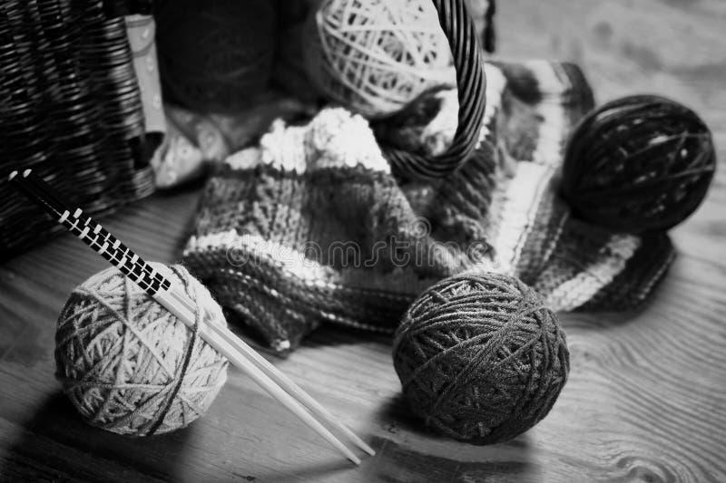 Bola blanco y negro de la afición imágenes de archivo libres de regalías
