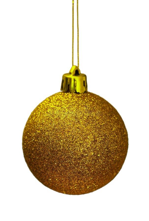 Bola de Cristmas imagen de archivo libre de regalías