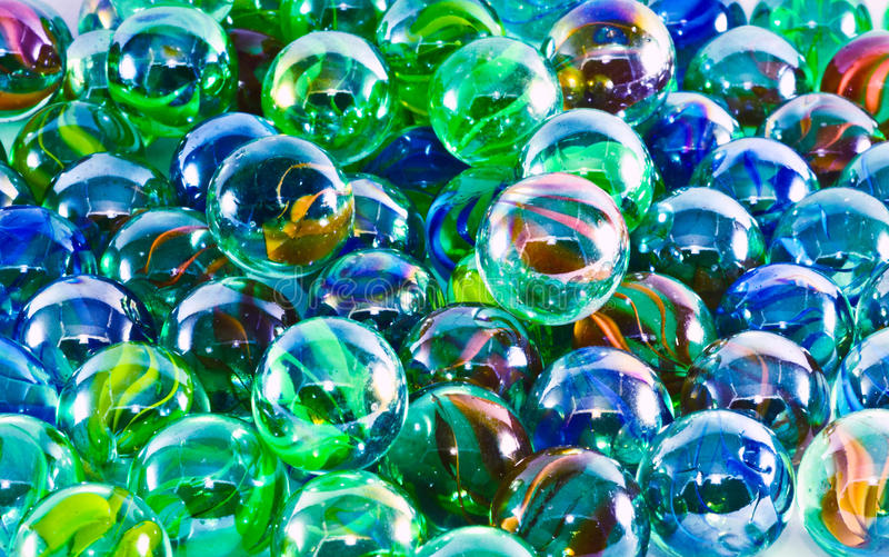 Bola de Cystal foto de archivo libre de regalías