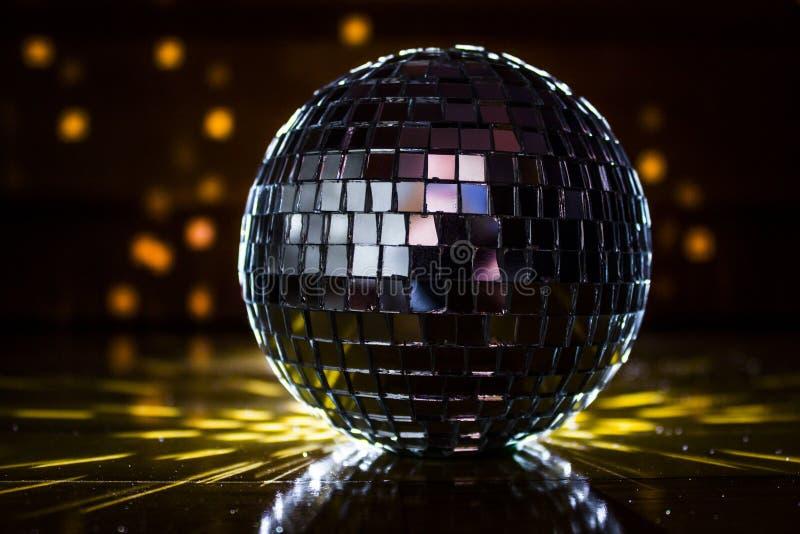 Bola de discoteca fotos de archivo libres de regalías