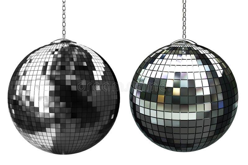 bola de discoteca brillante 3d libre illustration