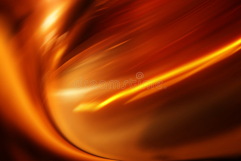 Bola de fuego imagen de archivo