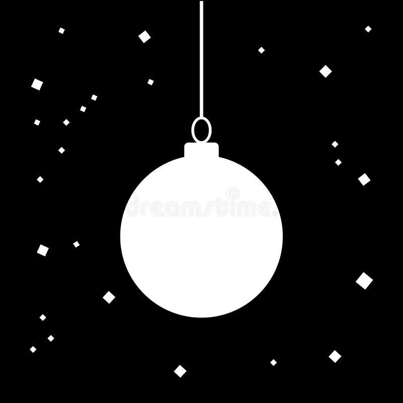 Bola de la Navidad libre illustration