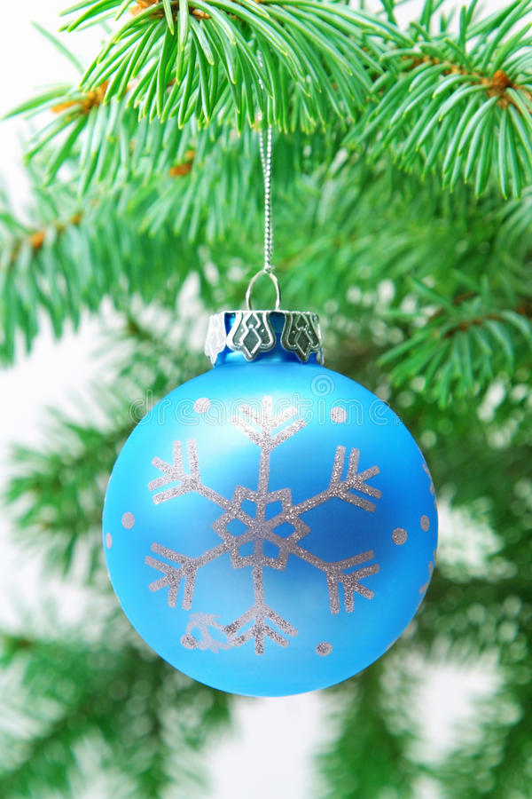 Bola de la Navidad fotos de archivo