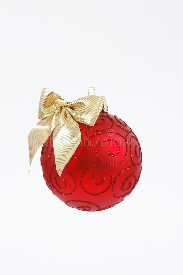 Bola de la Navidad fotos de archivo libres de regalías