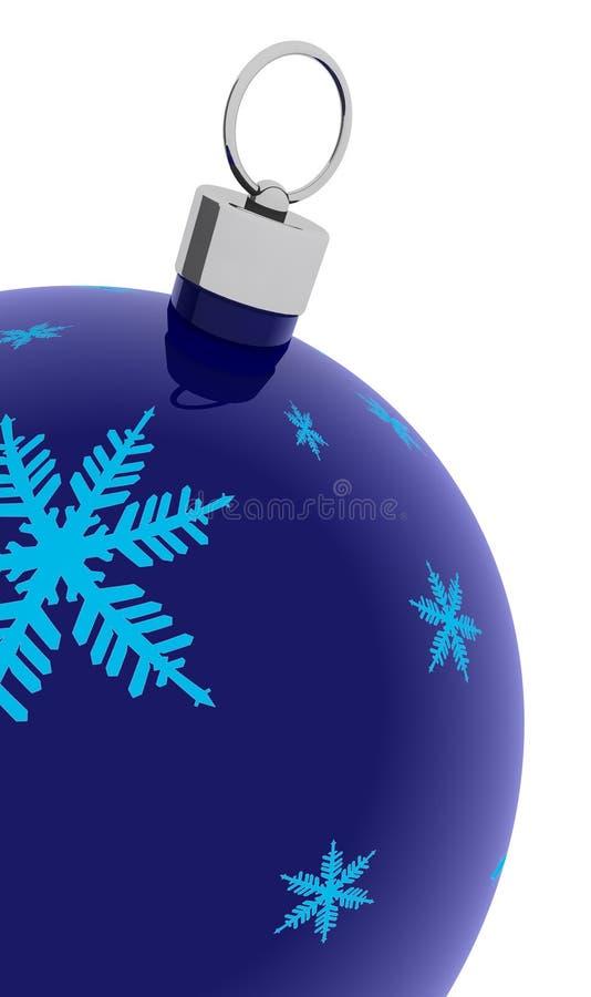 Download Bola de la Navidad imagen de archivo. Imagen de aislado - 7288575