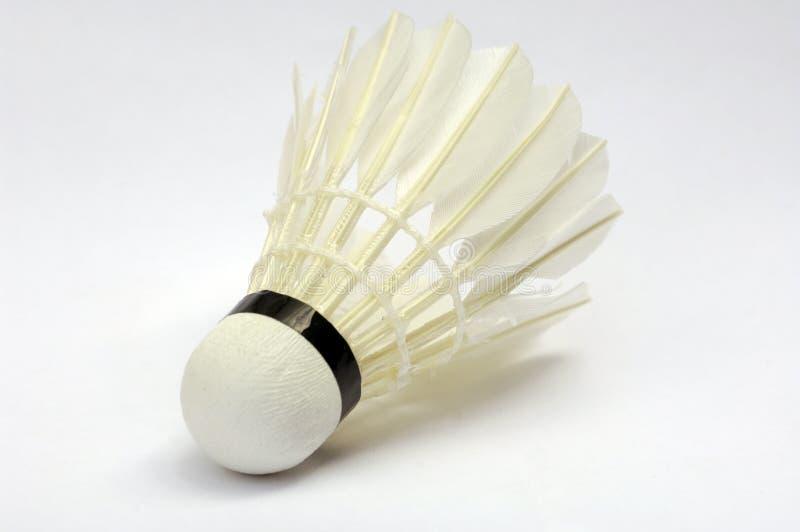 Bola del bádminton imagen de archivo