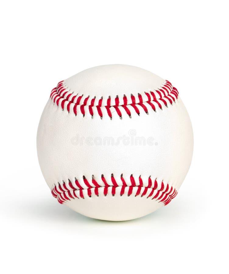 Bola del béisbol foto de archivo libre de regalías