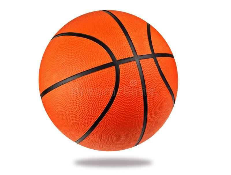 Bola del baloncesto fotografía de archivo libre de regalías