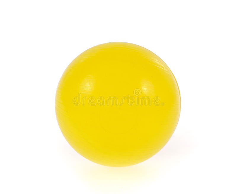 Bola del color fotografía de archivo libre de regalías