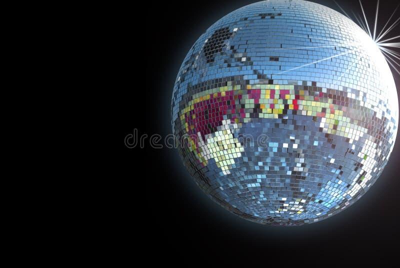 Bola del disco fotografía de archivo