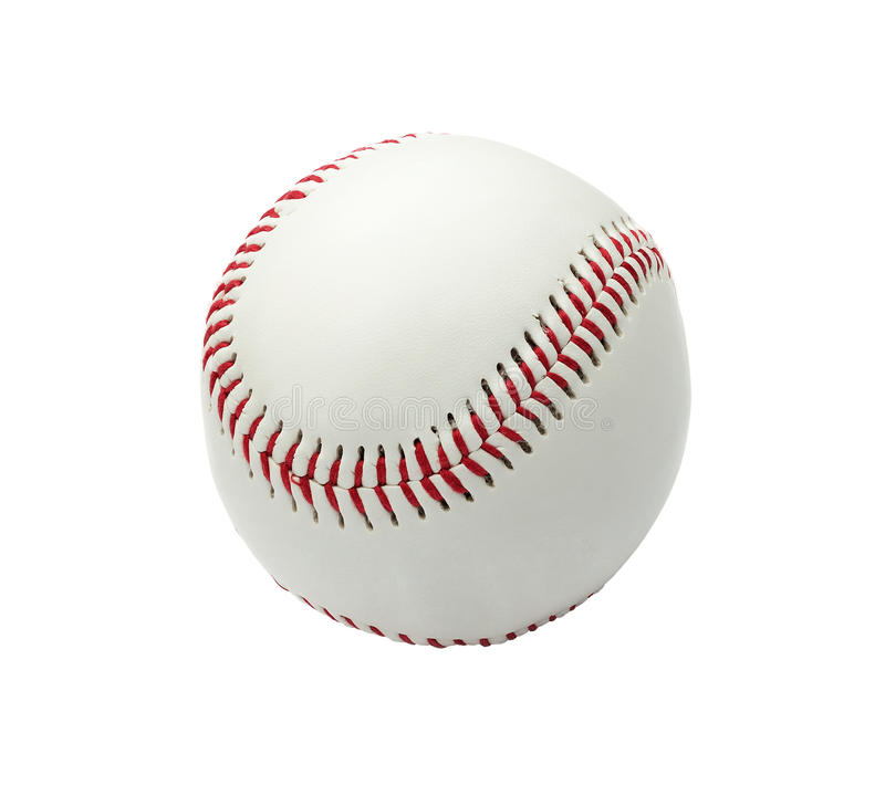 Bola do basebol imagens de stock
