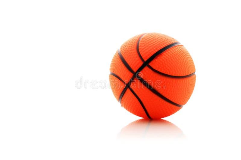 Bola do basquetebol. foto de stock