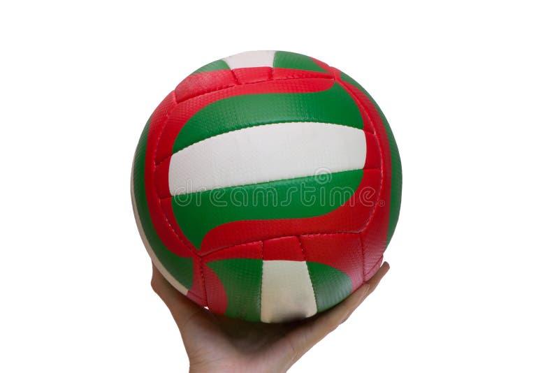 Bola do voleibol imagem de stock