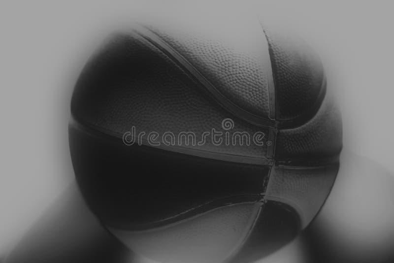 Bola do voleibol com um efeito do inclinação fotografia de stock royalty free