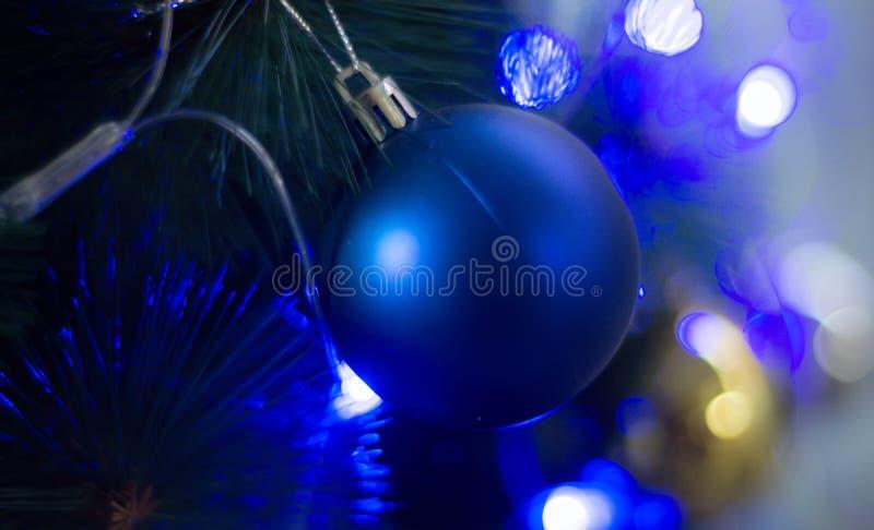 A bola dos cristmas foto de stock