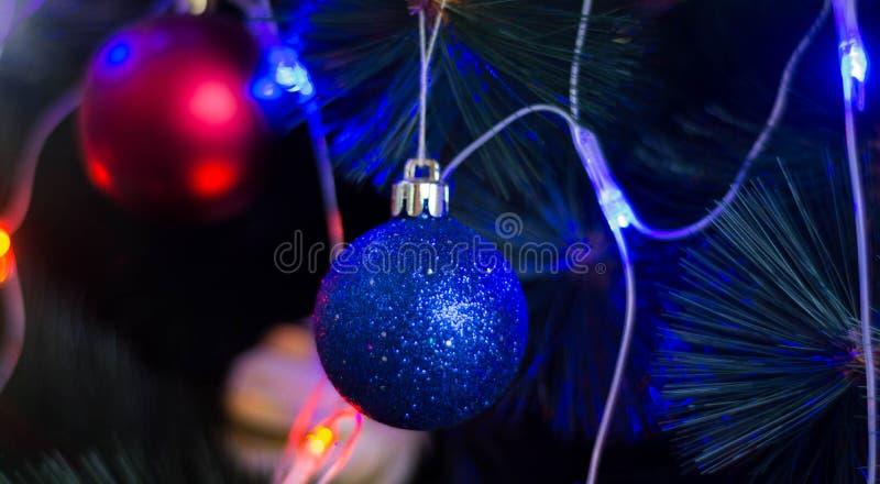 A bola dos cristmas imagens de stock royalty free