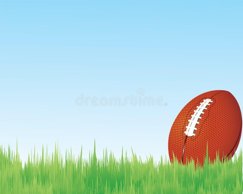Bolas de los deportes del rugbi, libre illustration