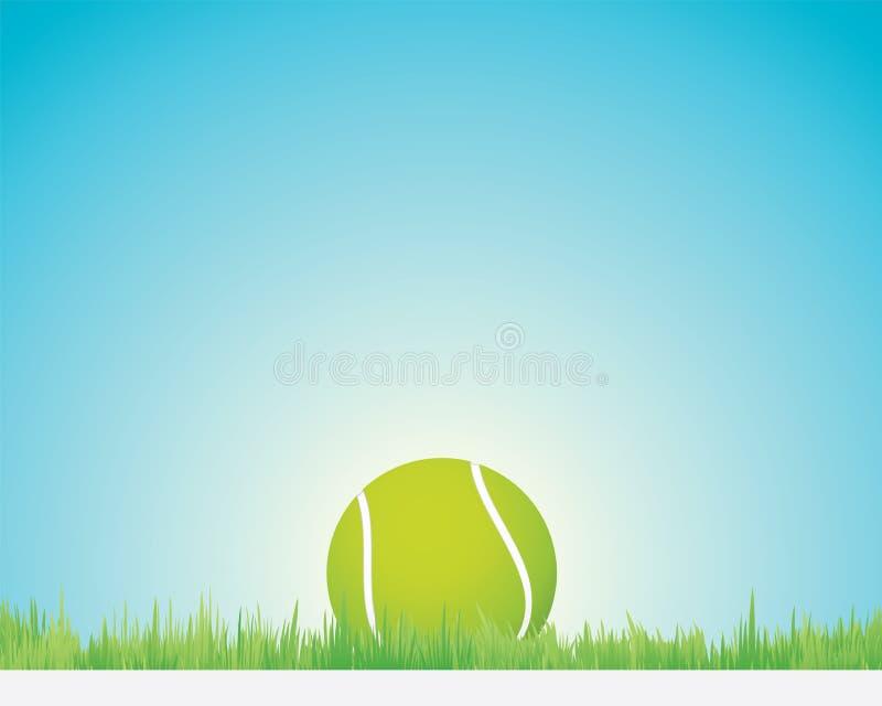 Bolas de los deportes, tenis del balonmano stock de ilustración