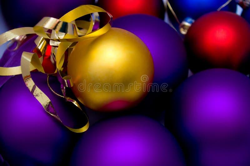 Download Bolas del Año Nuevo imagen de archivo. Imagen de redondo - 7278957