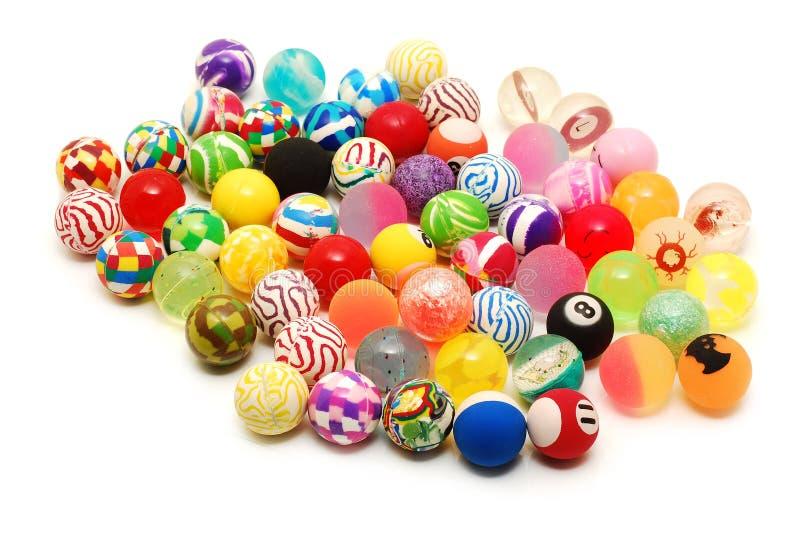 Bolas del juguete foto de archivo libre de regalías