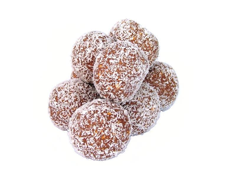 Download Bolas del ron imagen de archivo. Imagen de tortas, homemade - 182463