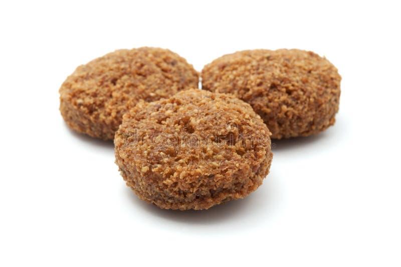 Bolas do Falafel fotografia de stock royalty free