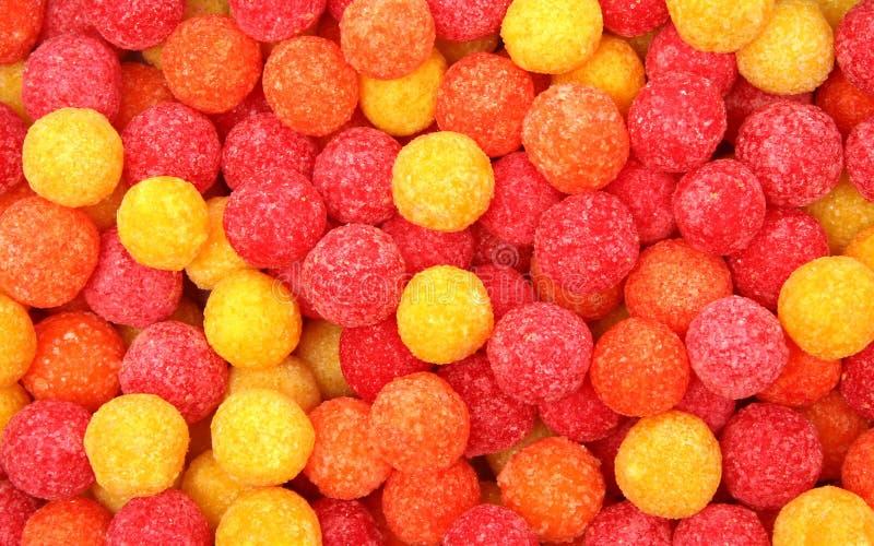 Bolas dulces foto de archivo