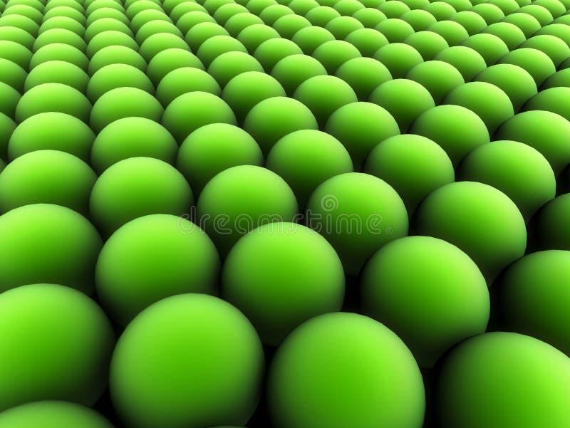 Bolas verdes libre illustration