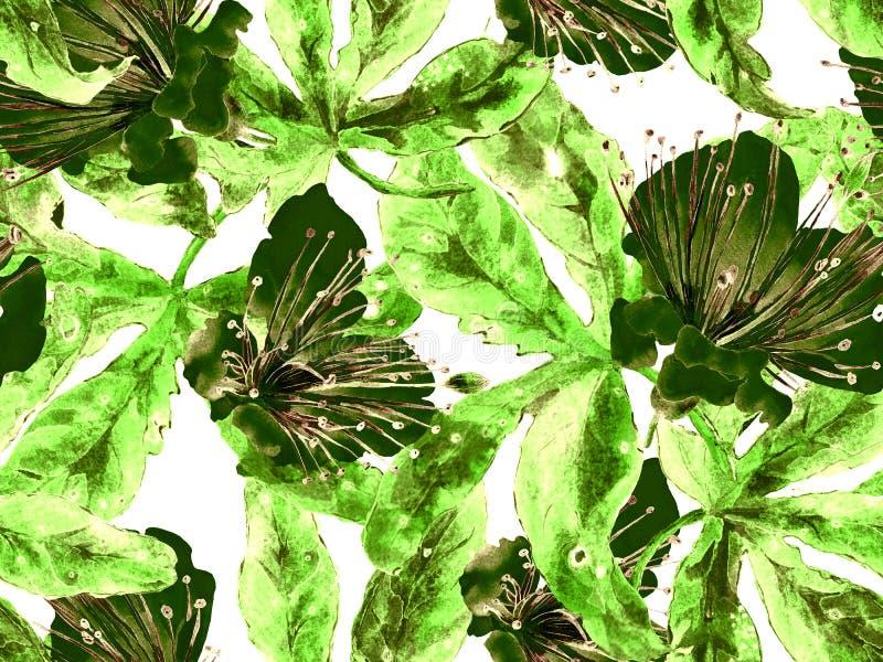 Bold Floral Design. stock photos