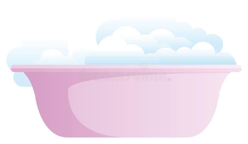 Bolha de sabão ilustração royalty free