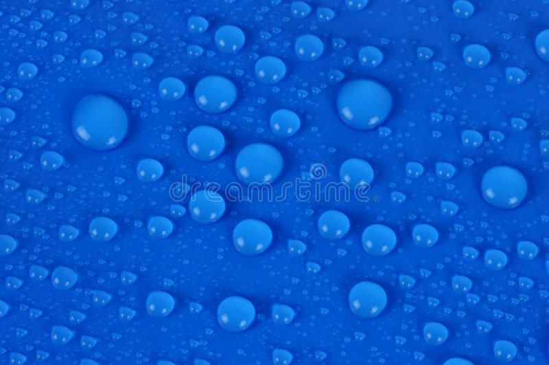 Bolhas da água foto de stock royalty free